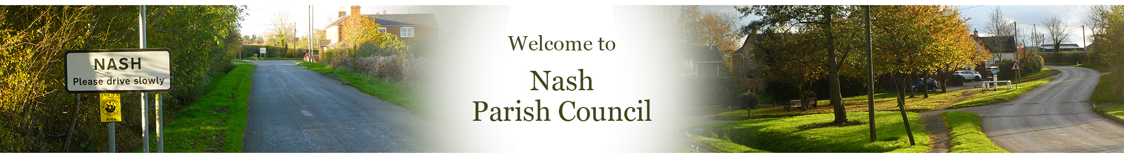 Header Image for Nash Parish Council